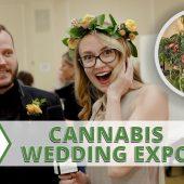 Los Angeles Wedding Expo: Cannabis, Bridal Gowns, Cuisine & 420 Floral Arrangements